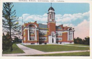 Victoria school , KITCHENER, Ontario , Canada , 00-10s