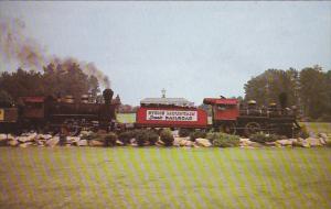 The Genaral and The General II Trains Stone Mountain Georgia