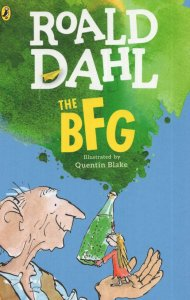 Roald Dahl The BFG 2016 Book Postcard