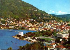 Italy Como General View