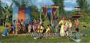 Singkil, Muslim Dance Philippine Normal College Philippines Unused