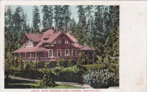 Lodge , Point Defiance Park , TACOMA , Washington , 00-10s