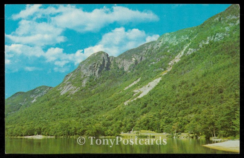 Eagle Cliff and Profile Lake - Franconia Notch