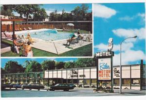 Butler Motor Hotel , OTTAWA , Ontario , Canada , 50-60s