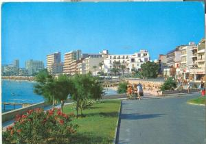 Spain, Cala Millor, Mallorca, 1980 used Postcard