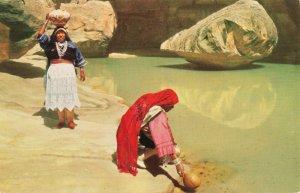 Postcard Acoma Water Hole New Mexico