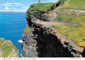 Cliffs of Moher near Lahinch Co Clare