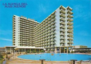 Spain Murcia La Manga Del Mar Menor Hotel Cavanna