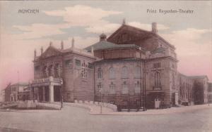 MUNCHEN (Bavaria), Germany, 1900-1910s; Prinz Regenten-Theater