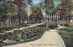 FARGO , North Dakota , 00-10s ; Scene in Island Park