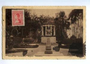 172341 COLOMBIA BOGOTA Parque del Centenario Vintage RPPC