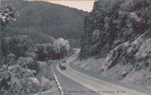 West Virginia Lewisburg Midland Trail East Of Lewisburg