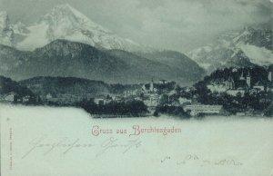 Germany Gruss aus Berchtesgaden 03.23