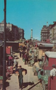 MONTREAL, Quebec , Canada , 50-60s; Bonsecours Market