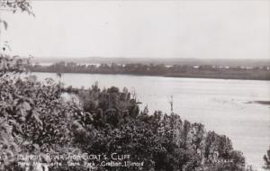 Illinois Grafton Illinois River From Goat's Cliff Pere Marquette State Park R...