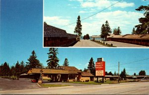 Michigan St Ignace Chalet North 1140 North State Street
