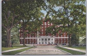 Charlotte, N. C., Presbyterian Hospital -