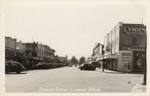 RP: LYNDEN , Washington , 30-40s ; Street Scene, ELLIS 6300