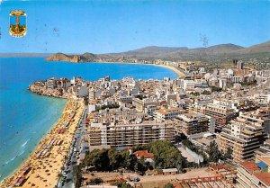 Vista Panoramica Benidorm Spain 1973