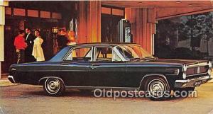 Camden, NJ, USA Postcard Post Card 1967 Mercury Caliente 4 Door Sedan