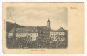 Mautern, Austria, PU-1906   redemptoristenkolleg