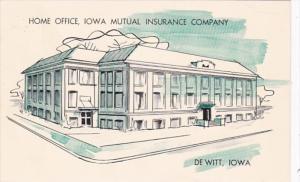 Iowa De Witt Home Office Iowa Mutual Insurance Company