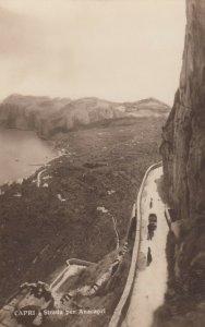 RP: CAPRI , Italy , 1910-30s ; #4