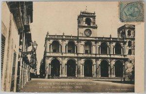 49647 CARTOLINA d'Epoca - TRAPANI provincia - MARSALA 1914