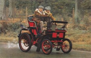 Men Riding in 1900 Star 3.5 H.P. Dogcart