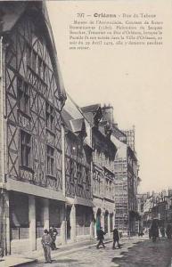 ORLEANS , France , 00-10s ; Rue du Tabour