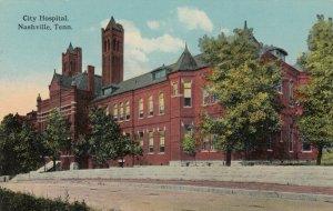 NASHVILLE , Tennessee, 1900-10s ; City Hospital #2