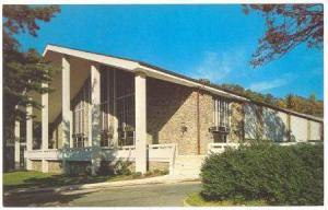 B. W. Spilman Auditorium, Ridgecrest Baptist Conference Center, Ridgecrest, N...