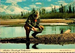 Alaska Alaskan Sourdough Goldpanner