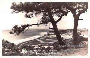 Highway to Del Mar - Torrey Pines Park, CA