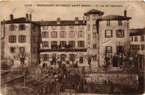CPA LYON-Pensionnat Externat St-Bruno Rue des Chartreux (427216)