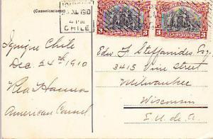Chile - Iquique Municiple Theatre 1910