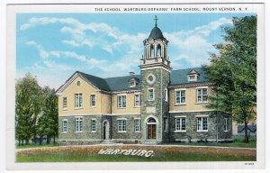 Mount Vernon, N.Y., The School, Wartburg Orphans' Farm