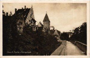 CPA AK Ulm Partie a.Metzgerbach GERMANY (897035)