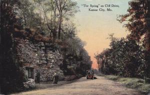 The Spring on Cliff Drive,  Kansas City,  Missouri,   PU_ 00-10s