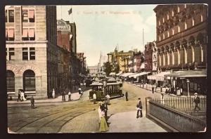 F. Street N.W. Washington D.C. The Washington News Company M3298