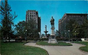 Indianapolis Indiana~University Park~1950s Postcard