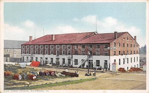 Libby Prison Richmond, Virginia, USA Unused