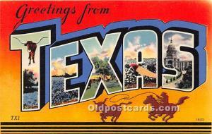 Texas, TX, USA Unused