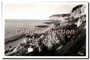 Postcard Old Saint-Jouin-Bruneval D'Amont The Cliffs