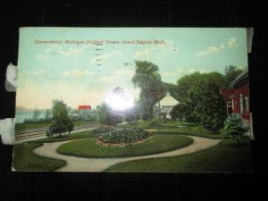 postcard,grand rapids,michigan 1915 $6.00