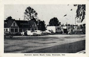DESERONTO, Ontario , Canada , 1930s; Dawson Quinte Beach Camp #2