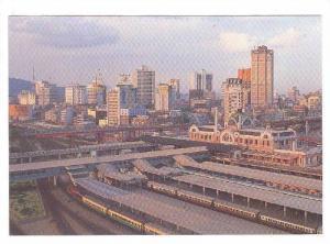 Train Station/yards & city , Seoul , Korea , 50-70s