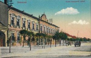 Hungary Debrecen Svetits leánynevelő intézet 03.39