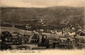 CPA VIENNE - Panorama pris du Pipet (667891)