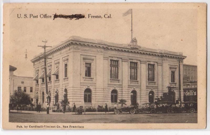 Post Office, Fresno CA